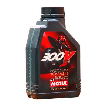 Motul 300V 10W40 Factory Line 1L